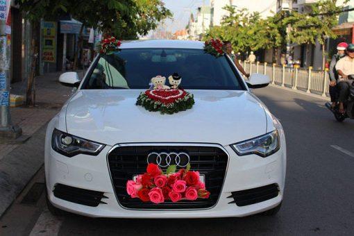 Thuê xe cưới Audi A6 - 08