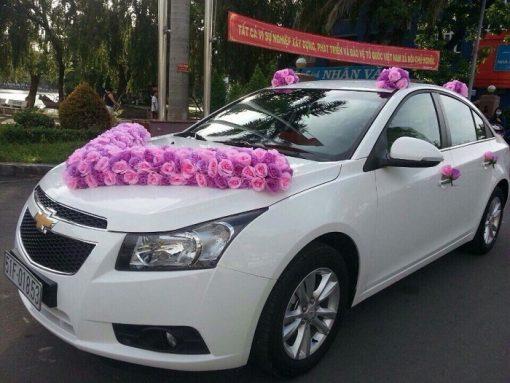Thuê xe cưới Chevrolet Cruze - 02