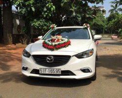 Thuê xe cưới Mazda 3 - 04