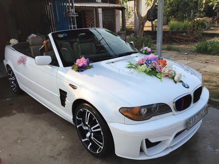 Thuê xe cưới mui trần BMW-05